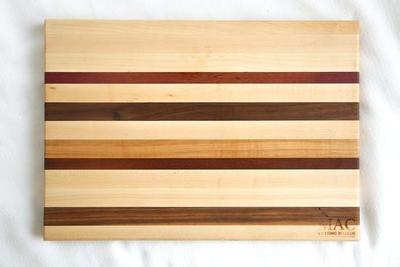 Mac Cutting Boards - Custom - Handmade - Wood - wine - wine country - hostess - party - cheese