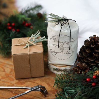 Gypsy Vine - CaNDLES -  SFetsy - Handcrafted - Etsy - EtsyLocal - Shop Small - Indie Holiday Emporium