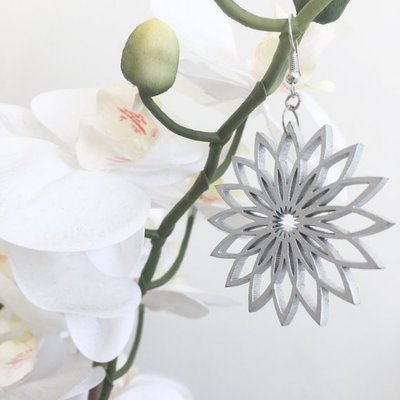 Laser Cut -Jewelry -Accessories - White Dune Studio - Shop Local - Bay Area - San Francisco - WeAreInCommons - CivicCenter