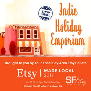 SF Etsy 2017 Indie Holiday Emporium