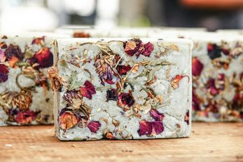 Soaps of 7 Flowers - SFetsy - ShopSmall - EtsyLocal - SFetsy -IndieHolidayEmporium