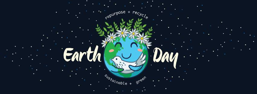 Earth Day,Illustration, Eco, Green, Shielaugh Divelbiss, LaughingDevilDesigns