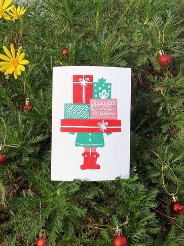 SFetsy - ShopSmall - EtsyLocal - Anne Marie Cortis - Greeting Cards - SFetsy -IndieHolidayEmporium