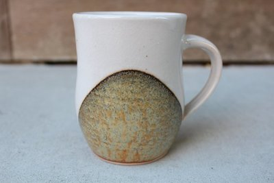 civic center commons - we are in common - craft show - cup pottery - ceramic