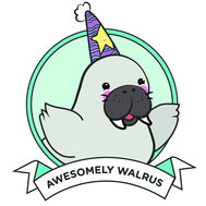 Awesomely Walrus sfetsy
