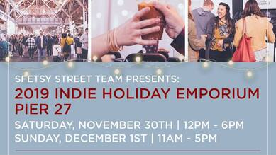 mixerfriendly , ihesf, indie holiday emporium, sfetsy