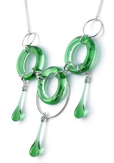 Sundrop Jewelry, SFetsy, Recycled Artist, Glass Artist, Recycled, Reuse, EarthDay, Jewelry Maker