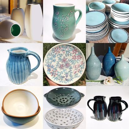 tina fossella - ceramics - SFetsy - Handcrafted - Etsy - EtsyLocal - Shop Small - Indie Holiday Emporium